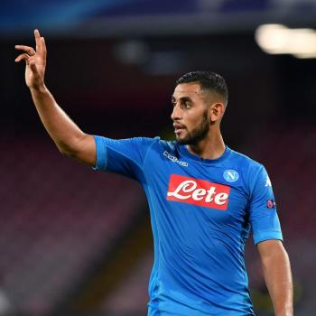 NAPOLI to sign GHOULAM on deal renewal in two weeks