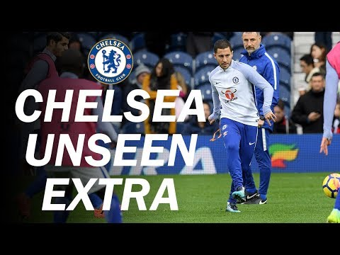 Access All Areas West Brom Vs Chelsea | Unseen Extra
