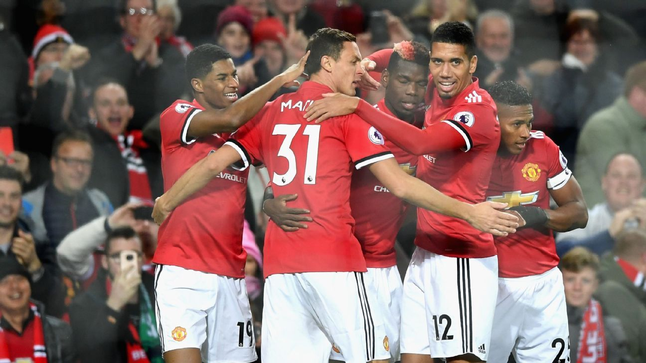 Paul Pogba outstanding as Manchester United thump Newcastle