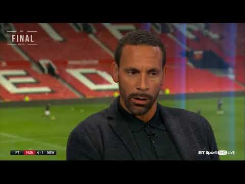 Man United vs Newcastle - Post Match Reaction - BT Sport