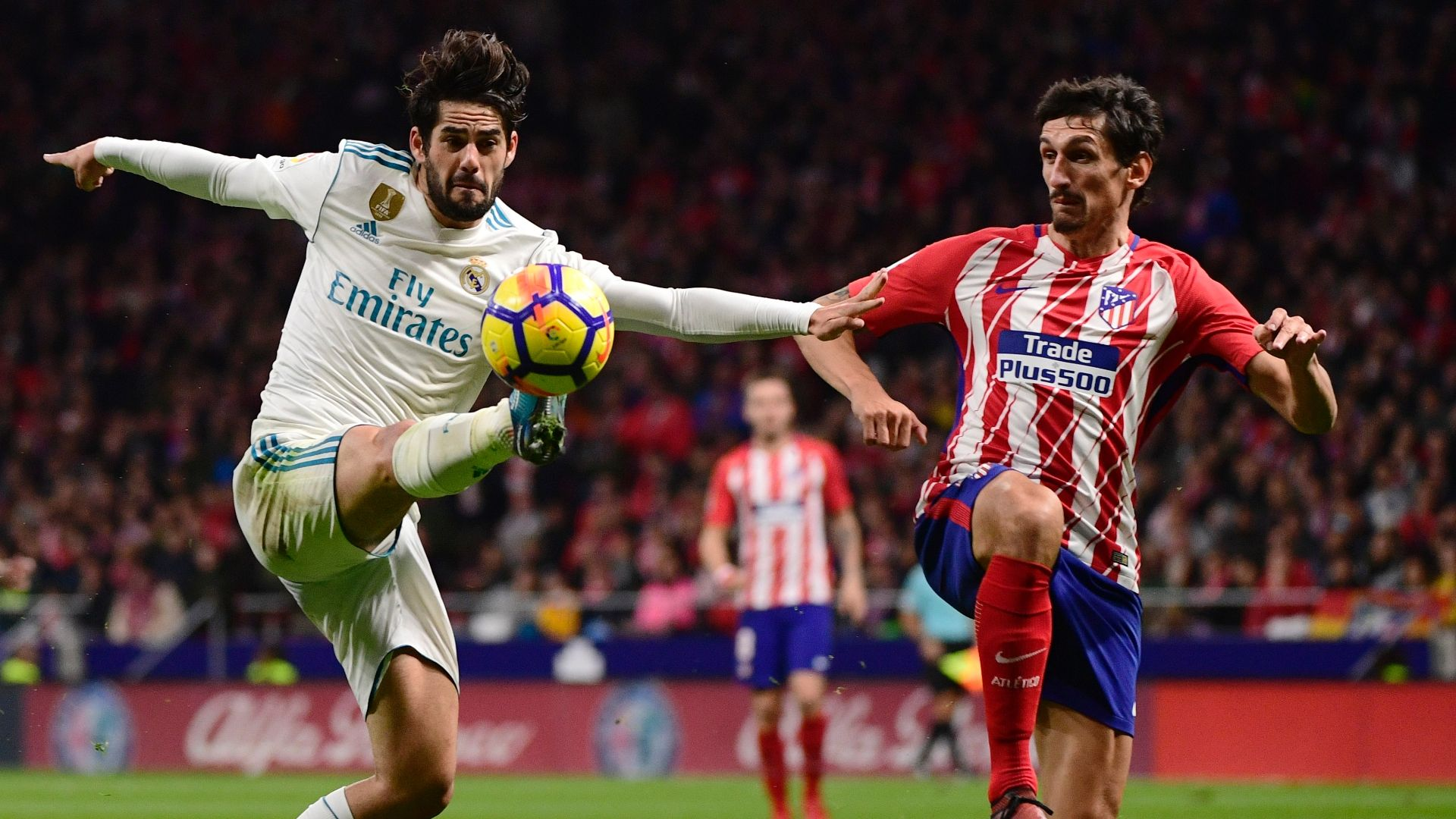 Real Madrid and Atleti end goalless, lose ground to Barcelona