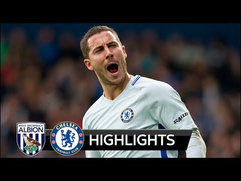 West Brom vs Chelsea 0-4 - All Goals & Extended Highlights - Premier League 18/11/2017 HD