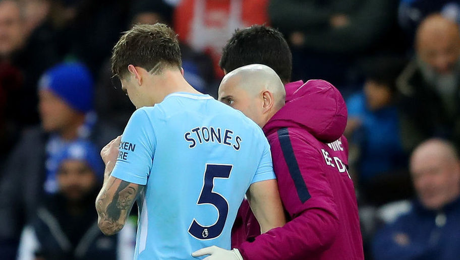 Man City Defender Facing Up to 6 Weeks Out With Hamstring Injury as Pep Slams England Boss Southgate