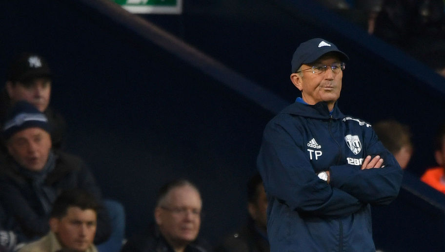 West Brom Boss Tony Pulis to 'Keep Ploughing Along' at the Hawthorns Despite 4-0 Blues Thrashing