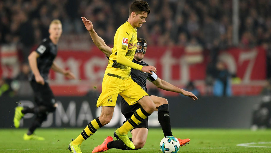 PSG Plan €50m January Borussia Dortmund Raid for Julian Weigl