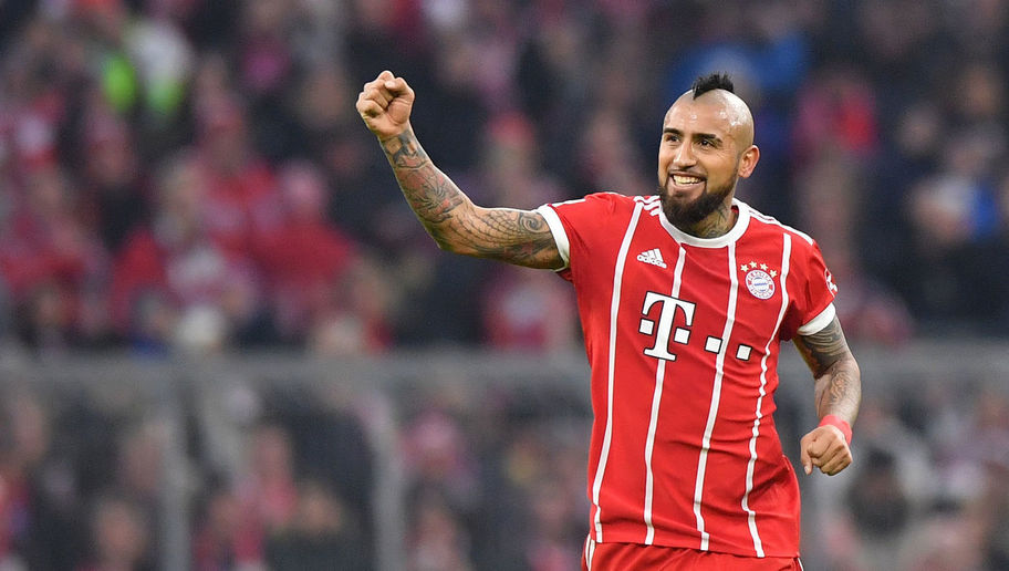 Bayern Munich Coach Jupp Heynckes Reveals the Conversation He Had With Vidal About Poor Performances