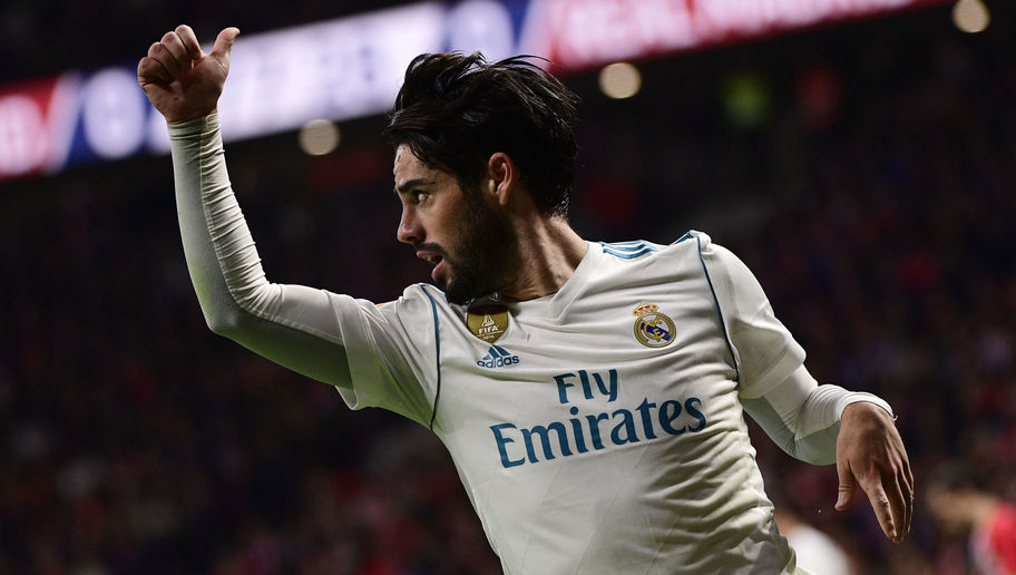 VIDEO: Isco Tells Referee 'You Are Very Bad' During Saturday's Madrid Derby