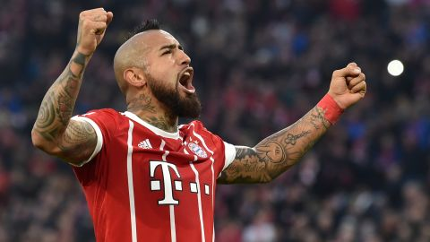 Arturo Vidal rises to Heynckes' challenge Bayern's Chilean midfielder responded to his coach's call for improvement in style against Augsburg. vor 2 Stunden
