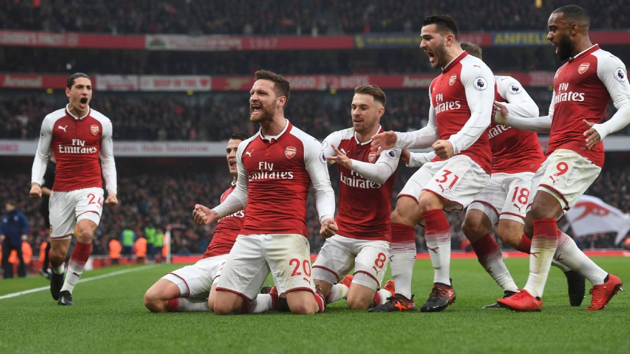Arsene Wenger: Shkodran Mustafi similar to Per Mertesacker