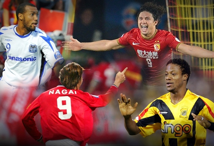 AFC Champions League Final: Five Great Second Leg Goals