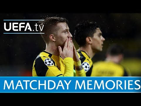 A Dortmund-Legia goalfest and a City-Bayern thriller: Matchday five memories