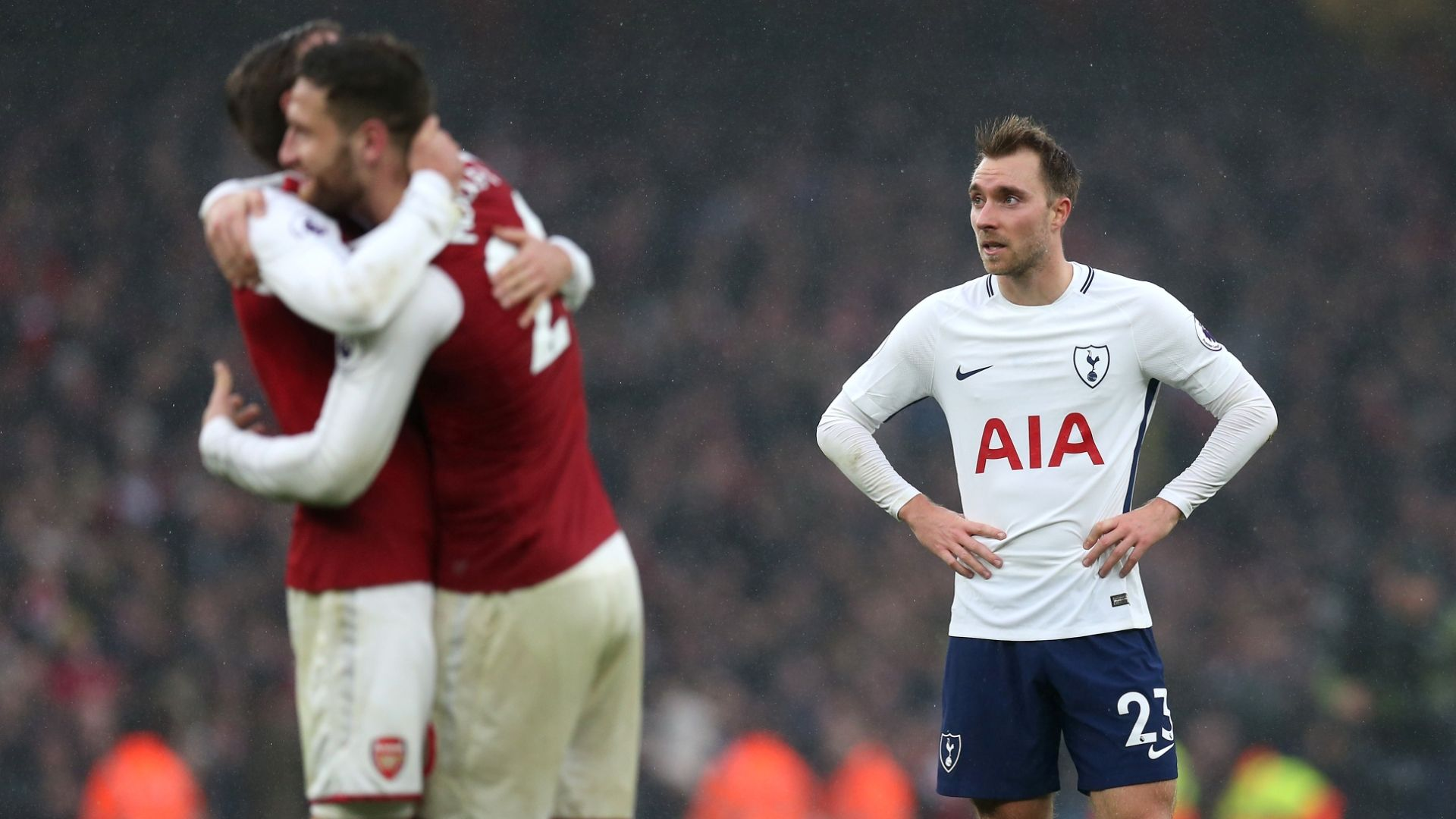 Can Spurs respond to Arsenal defeat?