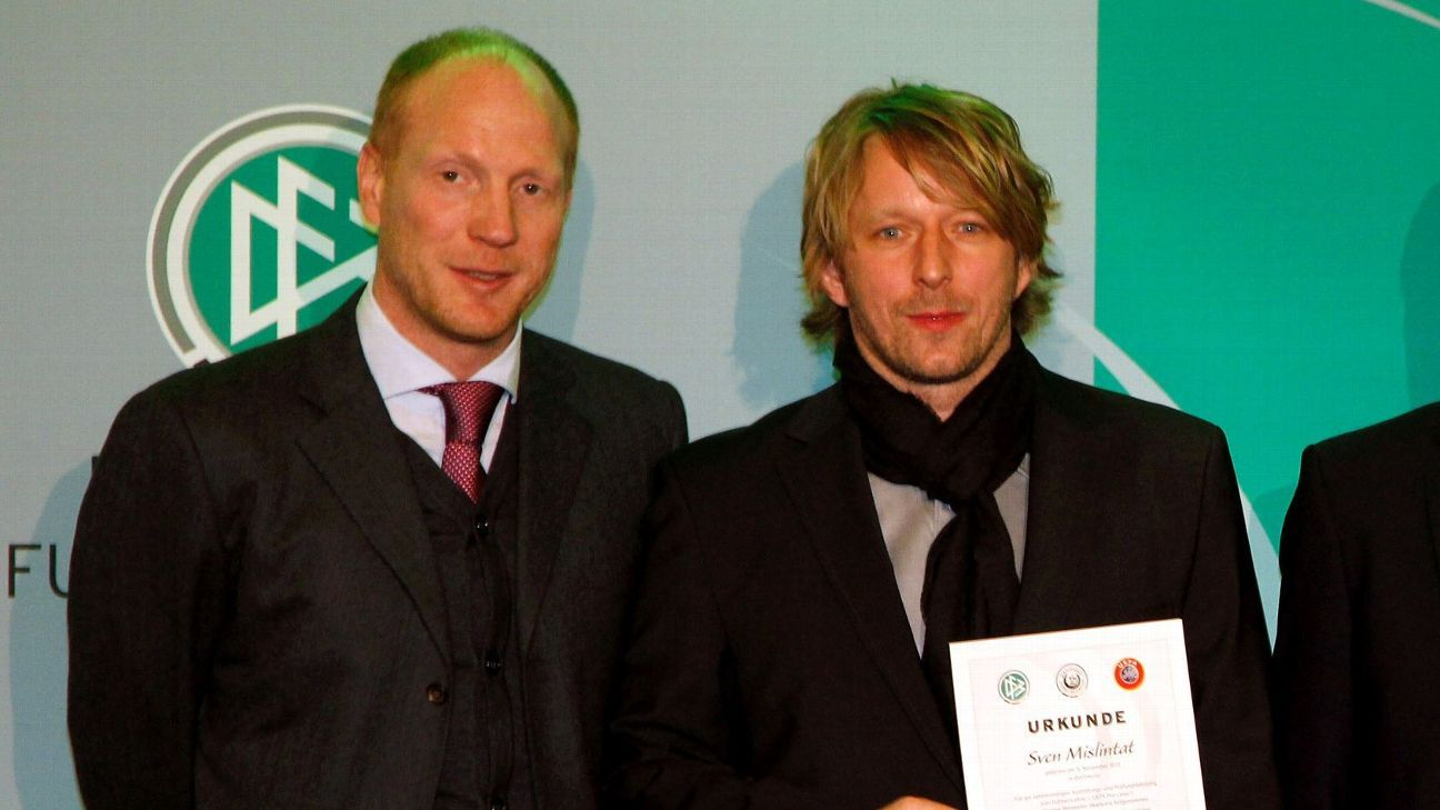 Trending: Arsenal set to complete deal for Dortmund's Sven Mislintat