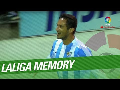 LaLiga Memory: Roque Santa Cruz Best Goals and Skills