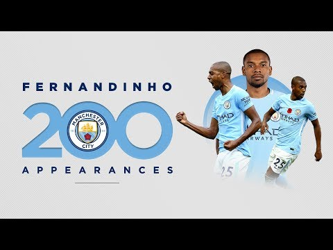 FERNANDINHO JOINS THE 200 CLUB! | Congratulations Ferna!