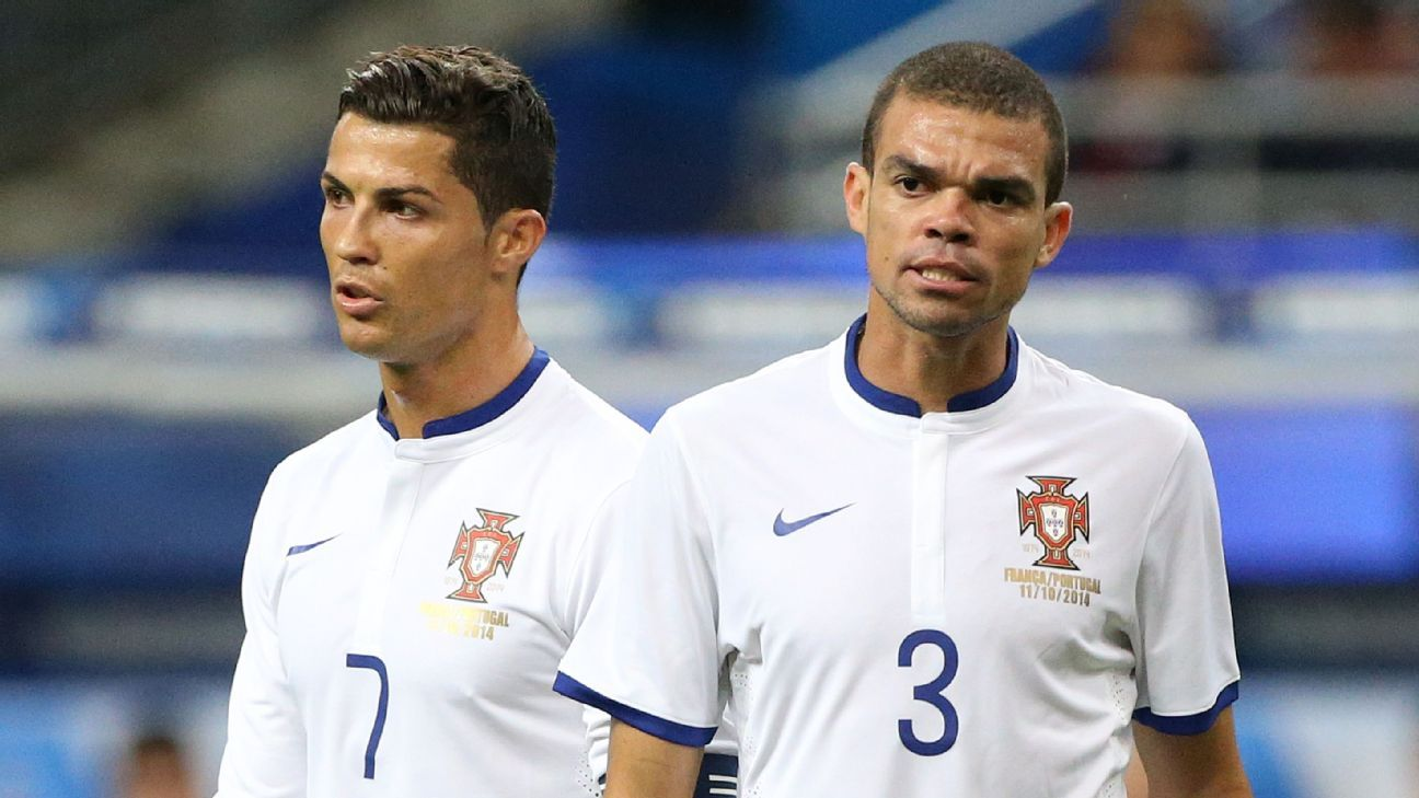 6e338d246 Pepe wants Real Madrid s Cristiano Ronaldo to join him at Besiktas ...