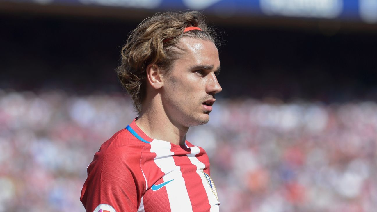 Antoine Griezmann has not discussed Atletico exit amid Barcelona links