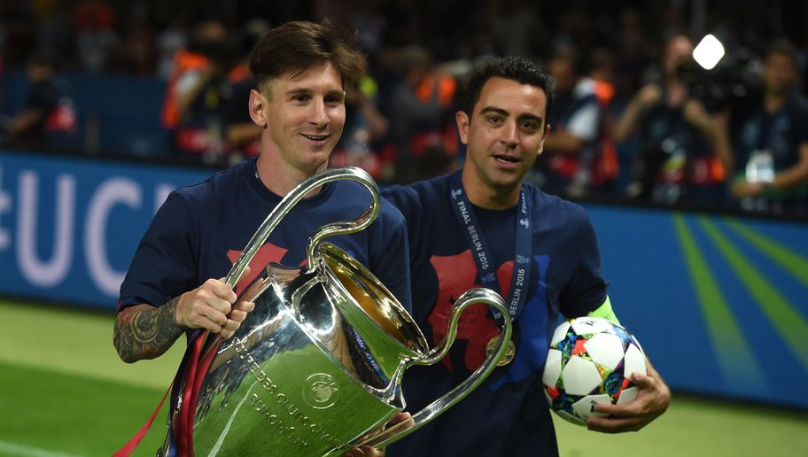 Barcelona Icon Xavi Claims Lionel Messi Should Retire at Camp Nou Following His Contract Renewal