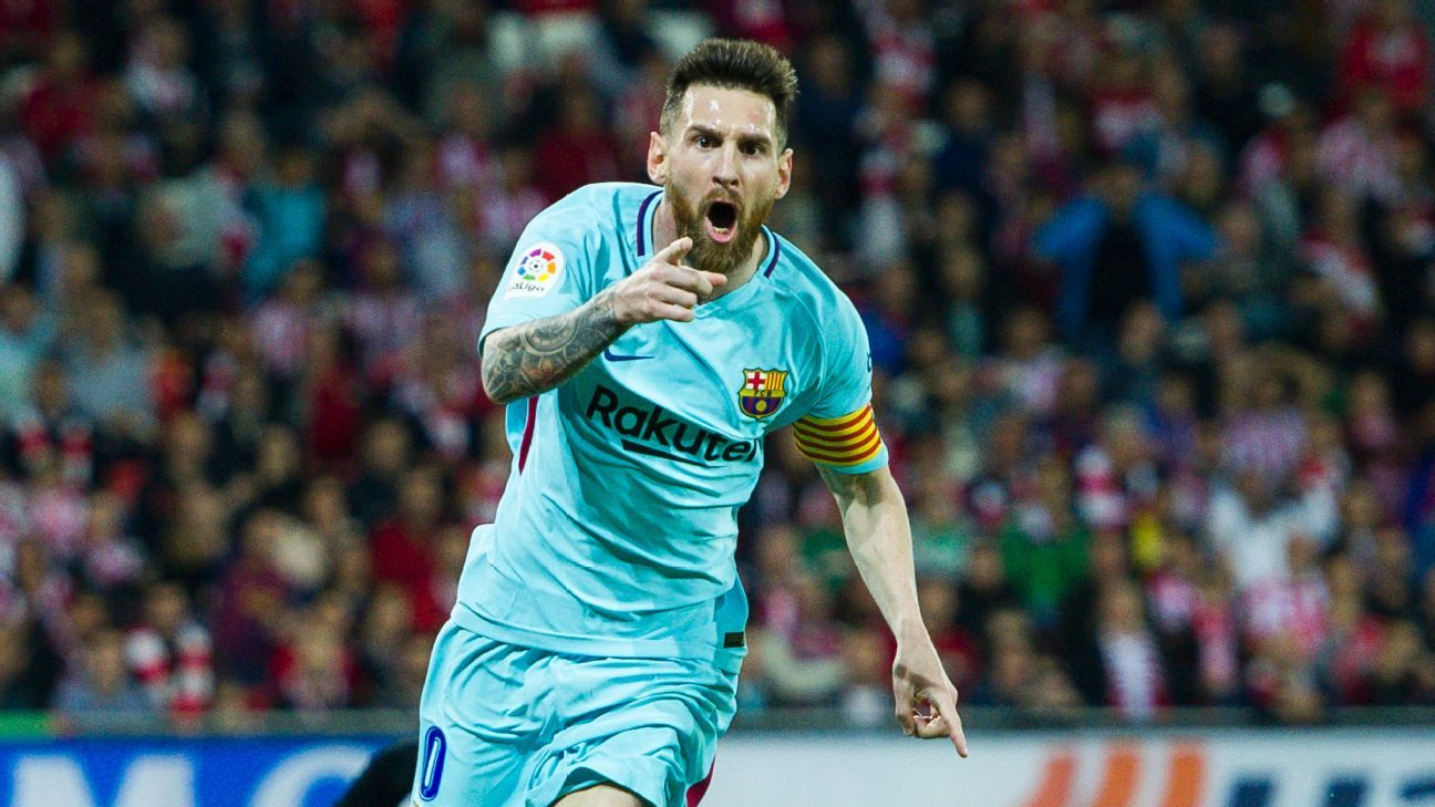 Ivan Rakitic confident, but not 100% sure, Lionel Messi will stay at Barca