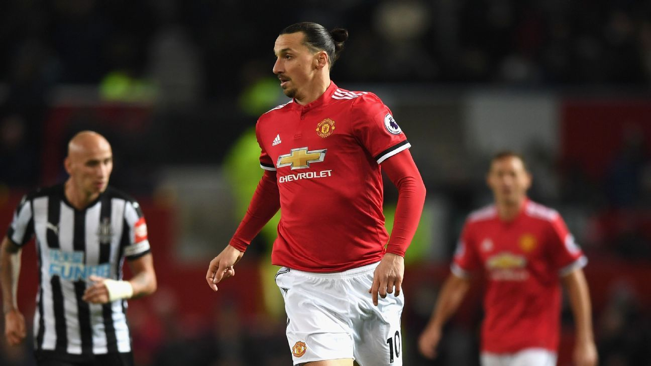 Zlatan Ibrahimovic's return a major boost at the perfect time for Man United