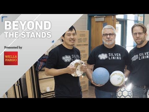 Dark Clouds a true force for good | Beyond the Stands pres. by Wells Fargo
