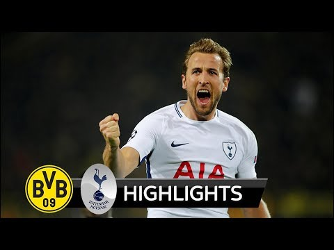 BVB 1-2 TOT - All Goals & Extended Highlights - UCL 21/11/2017 HD
