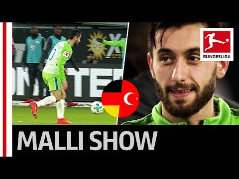 Turkish Delight - Malli's Brace Has Wolfsburg Celebrating