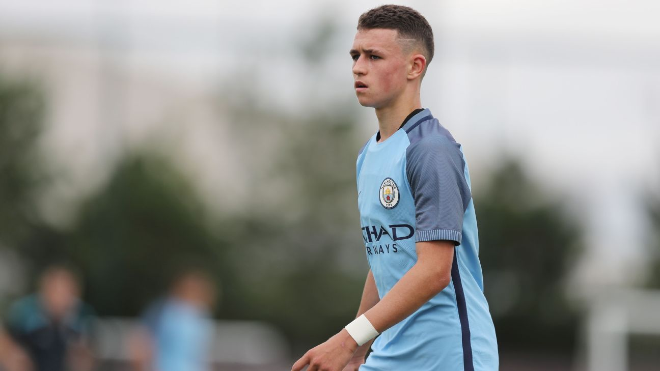 Manchester City debut 'meant everything to me' - Phil Foden