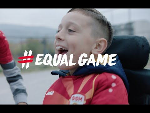 #EqualGame: Jane's inspiring passion to play football