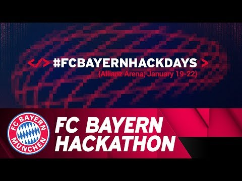 #FCBayernHackDays | January 19 to 22 | Trailer