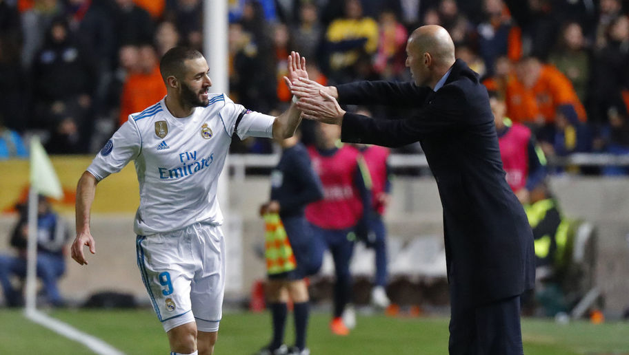 Zinedine Zidane Announces 'Real Madrid Are on the Right Track' Following Champions League Win