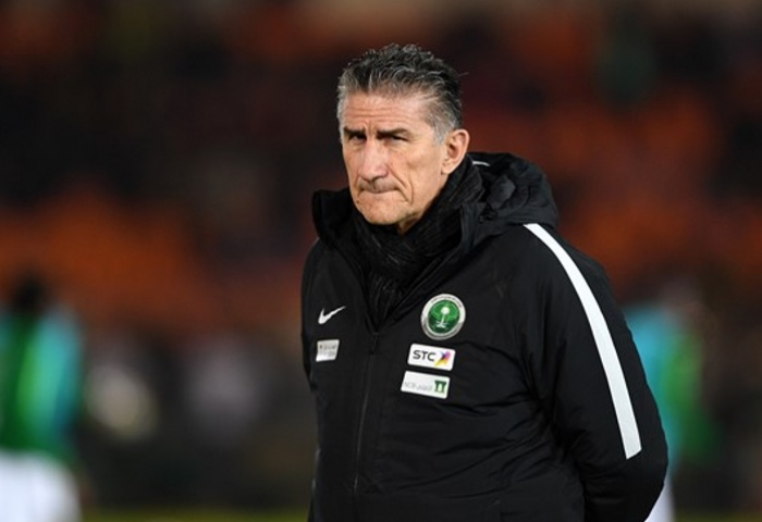 Bauza removed as Saudi Arabia coach