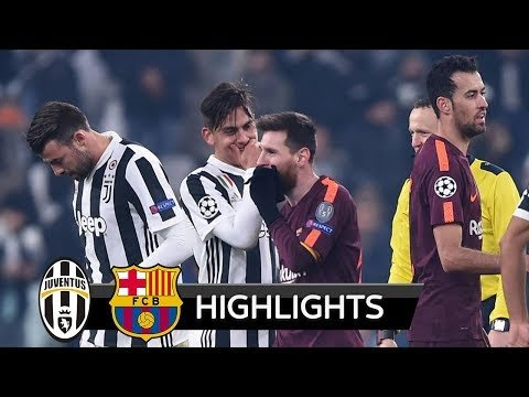 Juventus vs Barcelona 0-0 - Extended Match Highlights - Champions League 22/10/2017 HD