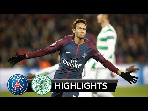 PSG vs Celtic 7-1 - All Goals & Extended Highlights - Champions League 22/11/2017 HD