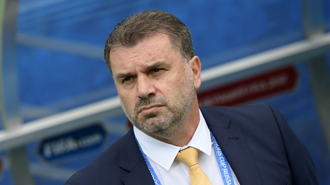 Postecoglou steps down from Australia post