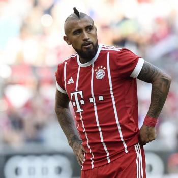 INTER MILAN still aiming to Arturo VIDAL for winter window