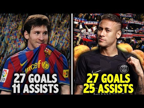 Will Neymar Destroy Lionel Messi's Legacy As The Greatest Footballer Ever?! #UCLReview