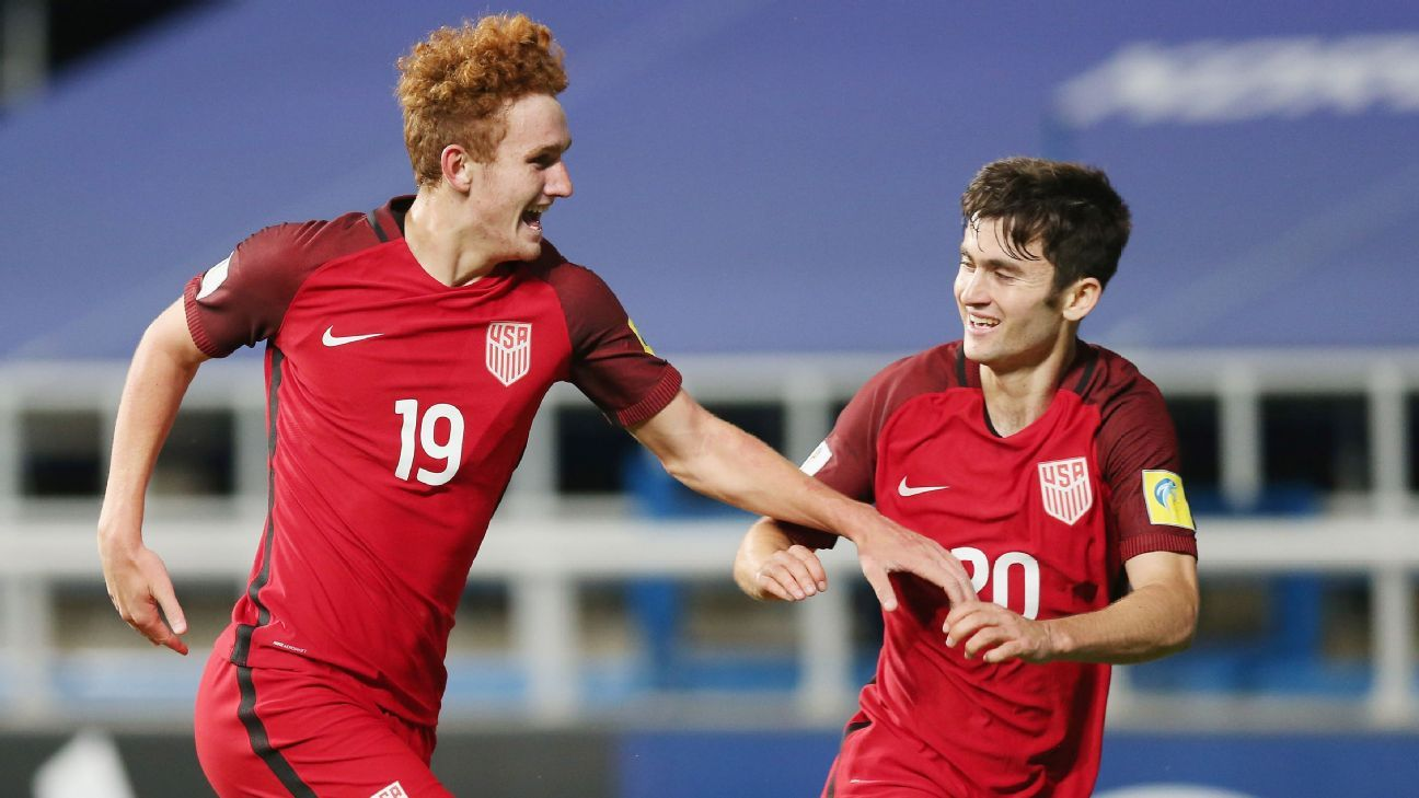 United States youngster Josh Sargent buzzing for Werder Bremen start