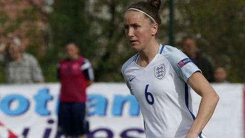 England defender Stoney out of World Cup qualifiers