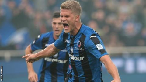 Kits for babies & playing ping pong: how Atalanta are defying the odds