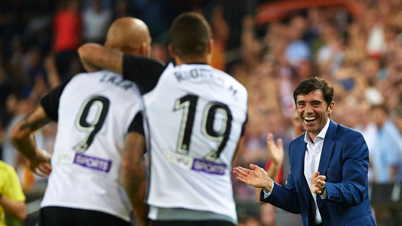 Resurgent Valencia to have credentials tested when Barcelona visit Mestalla