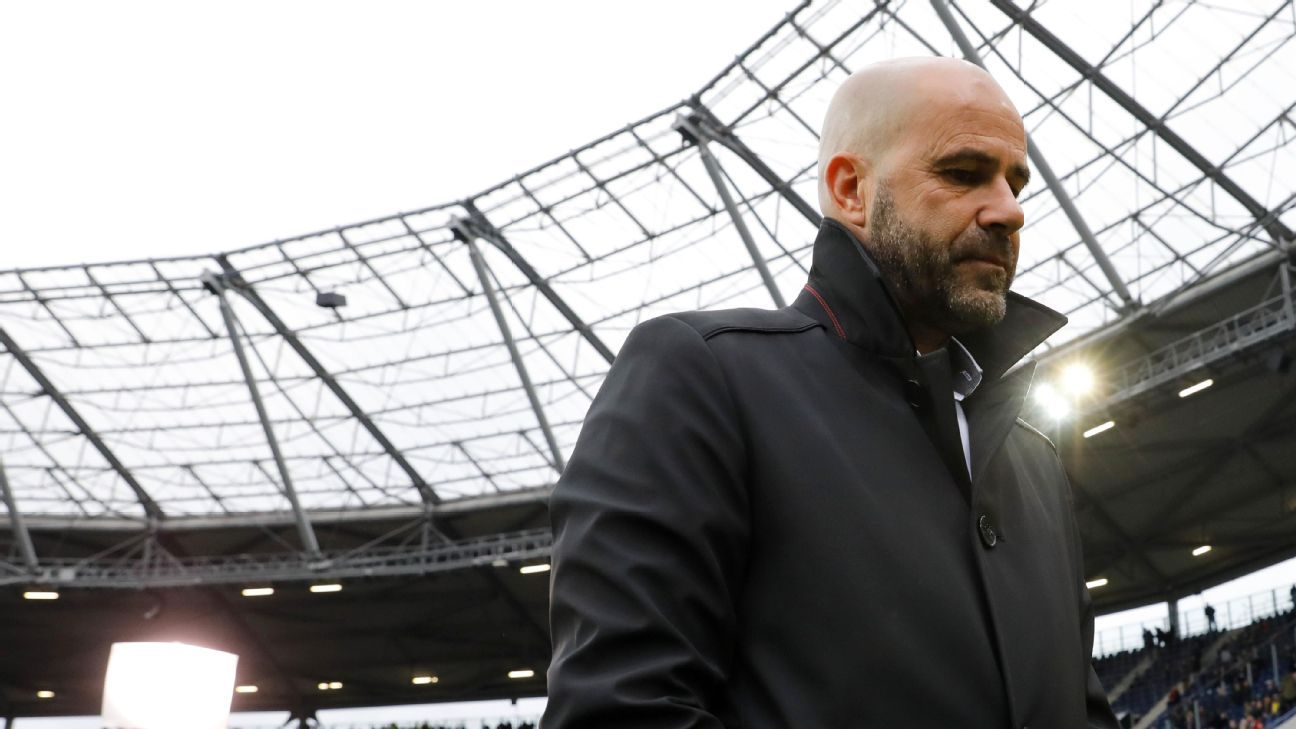 Peter Bosz,  Dortmund at a crossroads ahead of Revierderby vs. Schalke