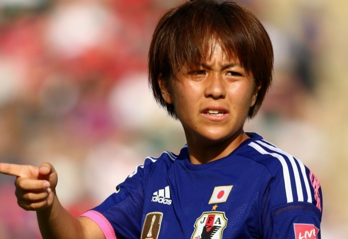 Iwabuchi stars as Japan get early feel of AFC Women's Asian Cup 2018
