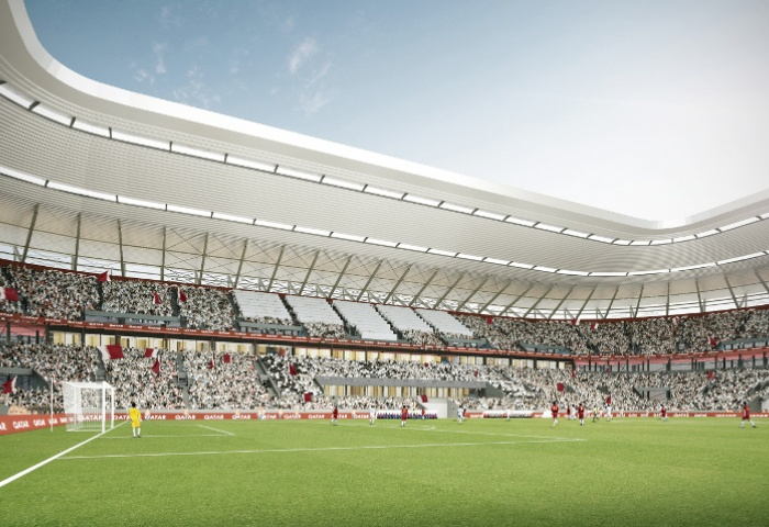 Qatar launches first ever fully demountable FIFA 2022 World Cup stadium