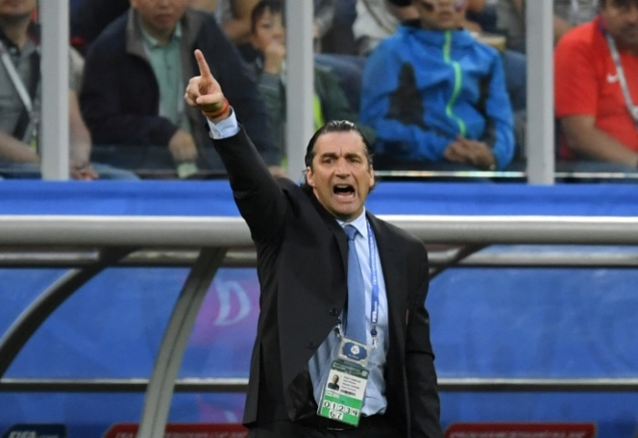 Saudi Arabia name Juan Antonio Pizzi as coach
