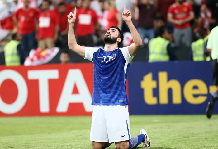 AFC Player of the Year 2017: Omar Khrbin