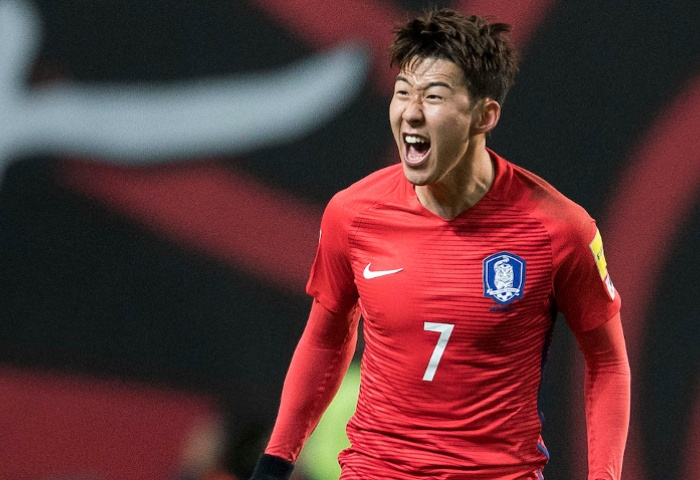 AFC Asian International Player of the Year 2017: Son Heung-min