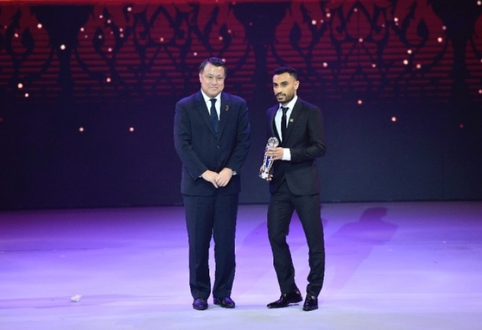 AFC Futsal Player of the Year 2017: Aliasghar Hasanzadeh
