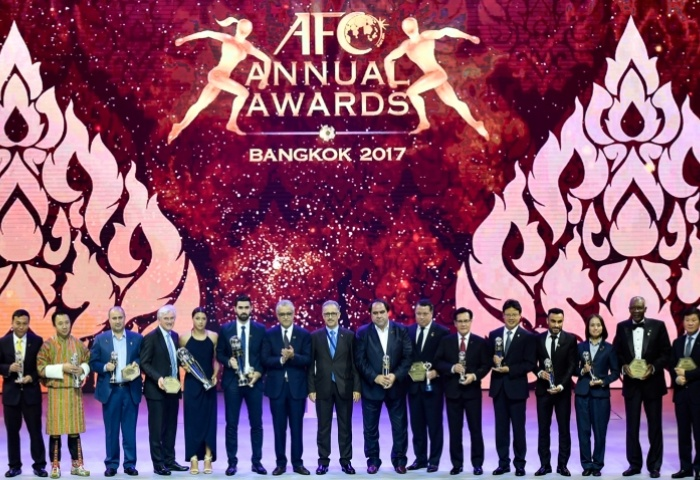 Khrbin and Kerr land AFC Awards