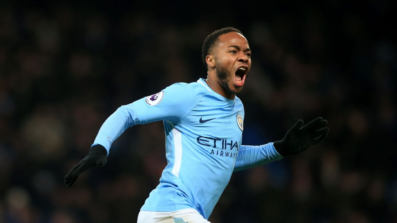 Raheem Sterling is Manchester City s Mr Dependable in the title